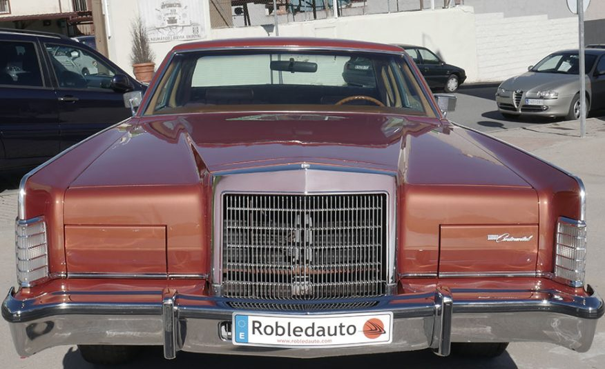 Ford Lincoln Town Coupé