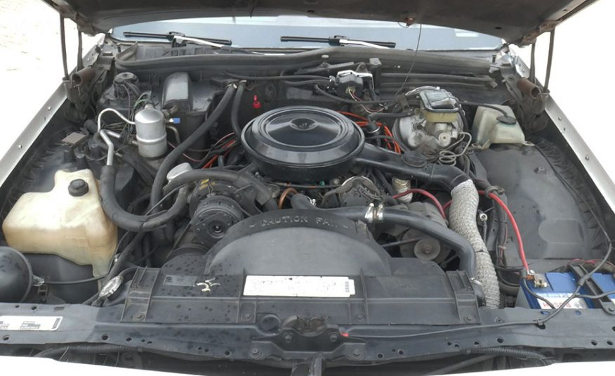 OldsMobile Ninety-Eight 98 Regency 5.0 V8