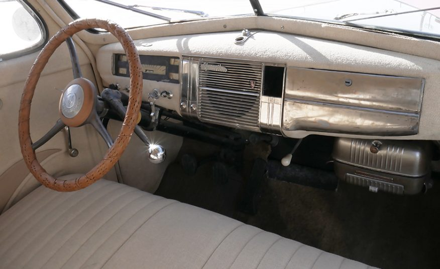Plymouth Special DeLuxe